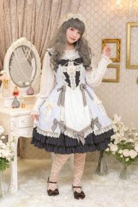 Margarethaジャンパースカート
